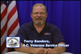 New Veterans Affairs Officer